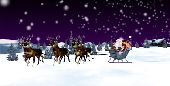 After Effects Project - VideoHive Christmas Wishes 839624