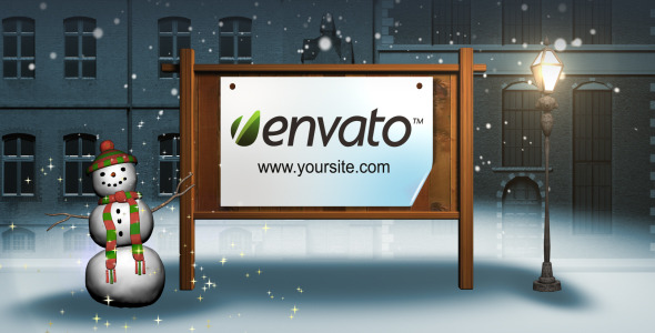 After Effects Project - VideoHive Holiday Panel 849746