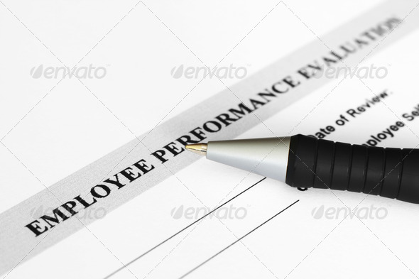 Employee performance evaluation - Stock Photo - Images