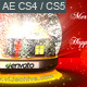 Christmas Glass Snowball - VideoHive Item for Sale