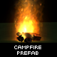 Campfire Prefab - ActiveDen Item for Sale