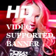 Video Supported Banner - ActiveDen Item for Sale