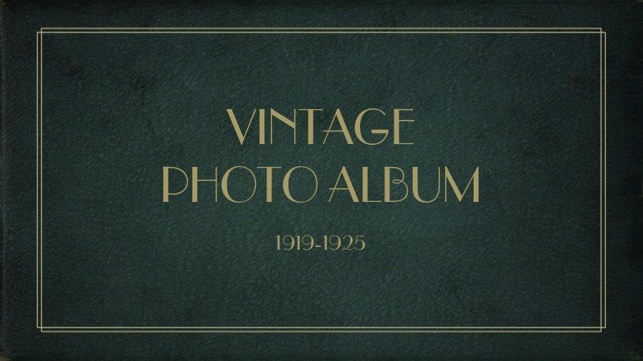 Photo album powerpoint templates free toneelgroepblik Gallery
