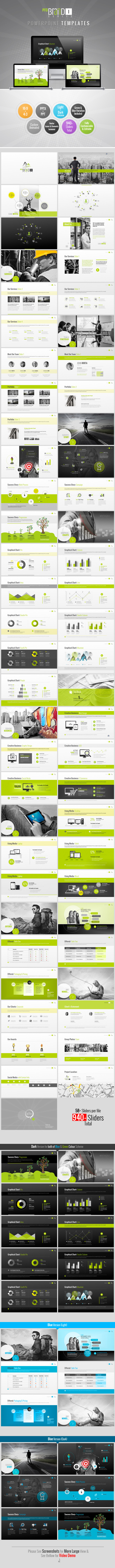GraphicRiver - ProBrand PowerPoint Templates