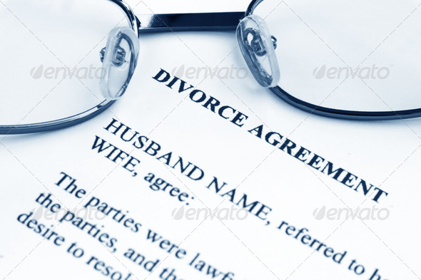 PhotoDune Divorce agreement 895928