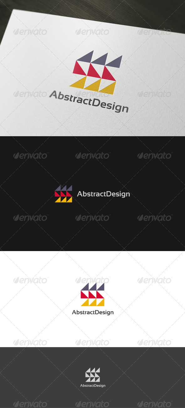 GraphicRiver Abstract Design 901678