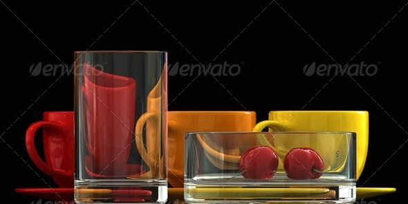 Glass - Stock Photo - Images