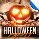 Halloween Party Flyer Templ-Graphicriver中文最全的素材分享平台