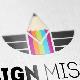 Design Mission Logo-Graphicriver中文最全的素材分享平台