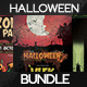 Halloween Bundle V1-Graphicriver中文最全的素材分享平台