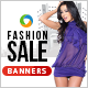 Fashion & Clothing Banner D-Graphicriver中文最全的素材分享平台