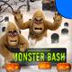 Halloween Monster Bash Flye-Graphicriver中文最全的素材分享平台