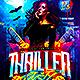 Thriller Halloween Party Fl-Graphicriver中文最全的素材分享平台