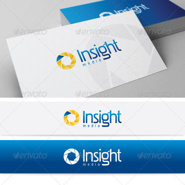 Insight Logo - Abstract Logo Templates