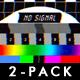 Strike Lightnings - Pack of 10 - 103
