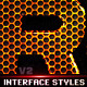 Interface Photoshop Layer Styles V2 - GraphicRiver Item for Sale