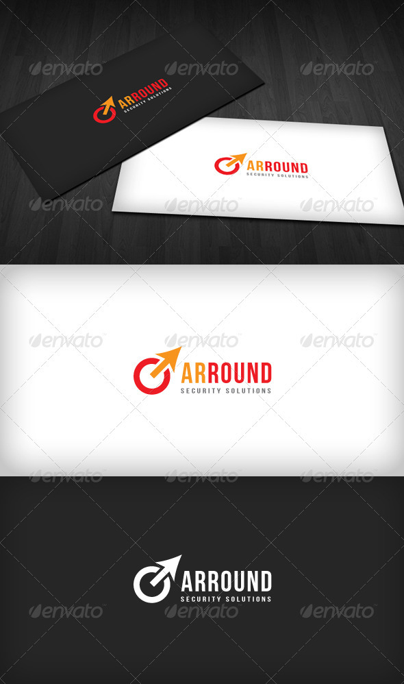 Arround Logo - Vector Abstract