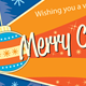 Retro Cristmas Card - GraphicRiver Item for Sale