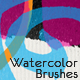 Watercolor Brushes - Simple Minimal Artistic - GraphicRiver Item for Sale
