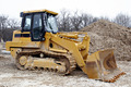 bulldozer on construction site - PhotoDune Item for Sale
