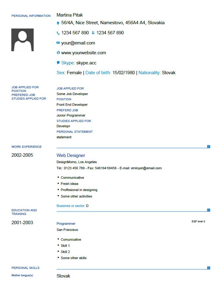 Europass cv model romana download pagescatcher europass cv model romana download yelopaper Gallery