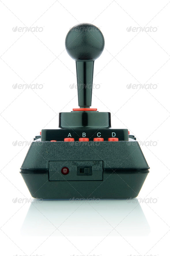 Joystick - Stock Photo - Images