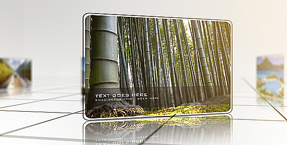 After Effects Project - VideoHive Media White Gallery 117306