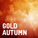 Gold Autumn Backgrounds-Graphicriver中文最全的素材分享平台