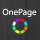 OnePage Under Construction 7 in1 - ThemeForest Item for Sale