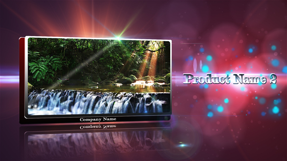 After Effects Project - VideoHive Inspirating Displays 117757