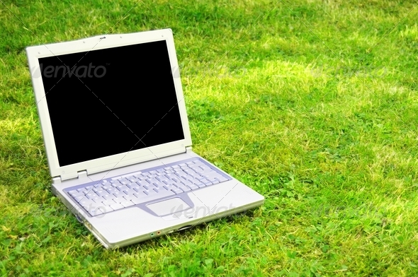 laptop - Stock Photo - Images
