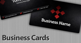 Business Cards & Print Templates
