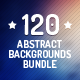 120 Abstract Backgrounds Bu-Graphicriver中文最全的素材分享平台