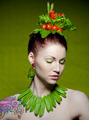 vegetarian fashion - PhotoDune Item for Sale