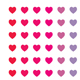 Colorful Hearts - GraphicRiver Item for Sale