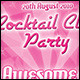 Cocktail Club Party Flyer - GraphicRiver Item for Sale