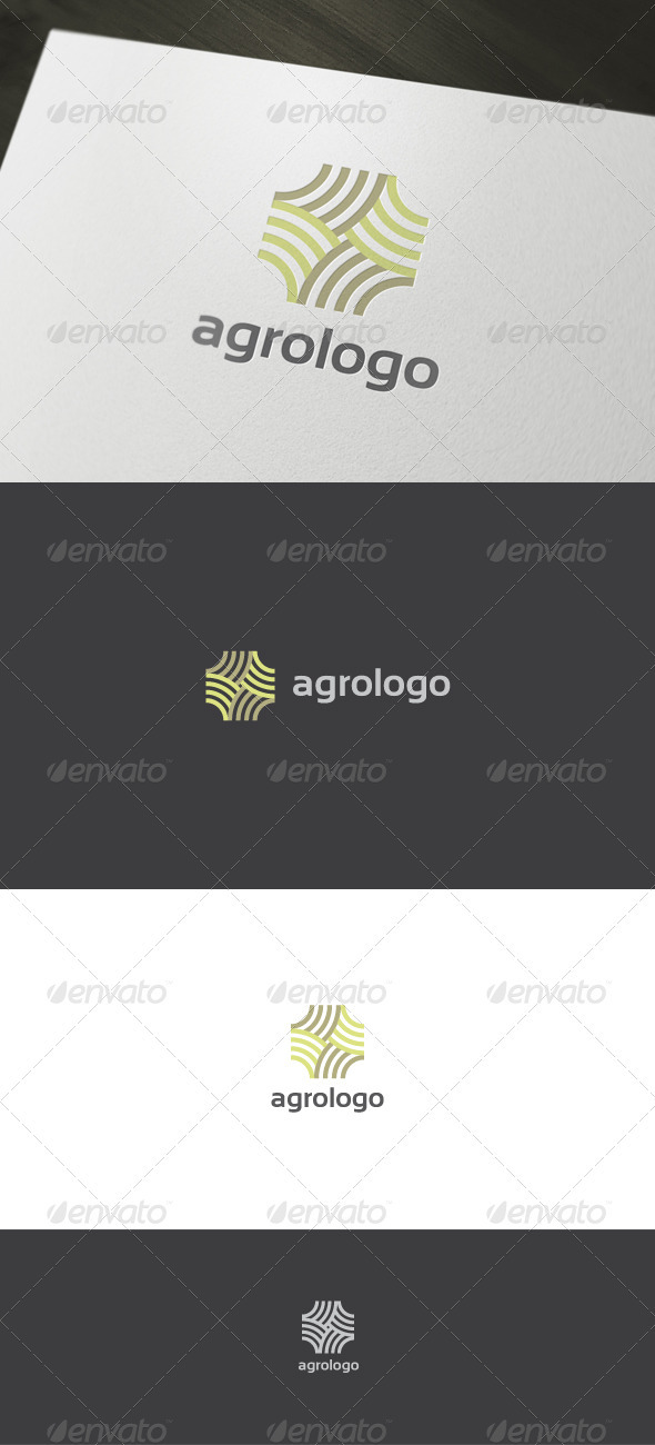 GraphicRiver Abstract Agro Logo 941678