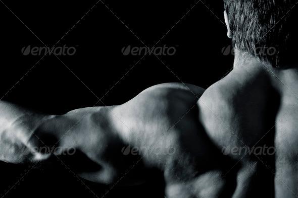 PhotoDune bodybuilding man 943110