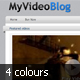 MyVideoBlog - ThemeForest Item for Sale