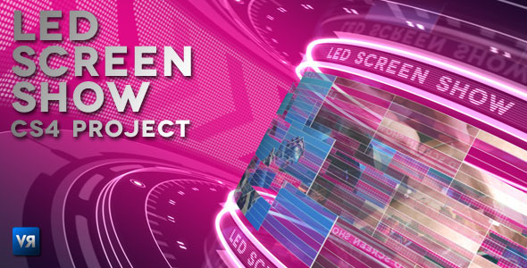 VideoHive Led screen show 944090