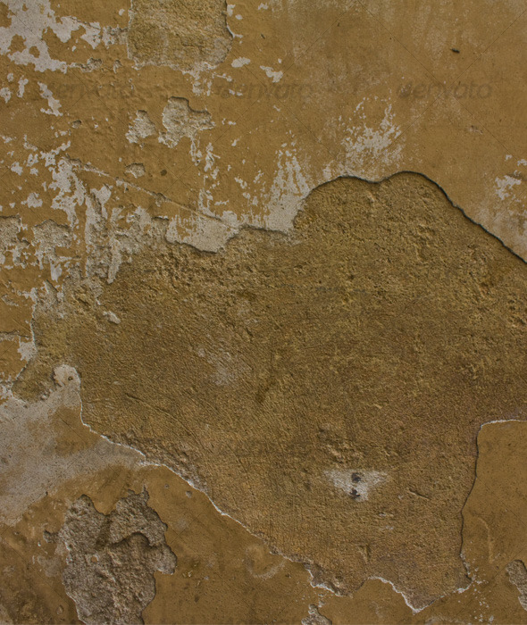 Old Tan Venetian Plaster Concrete - Concrete Textures