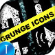 Grunge Icons v1.0 - GraphicRiver Item for Sale