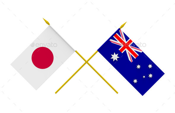 how to say i am from australia in japanese