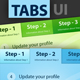 Beautiful Tabs - Great for Web 2.0  UI elements - GraphicRiver Item for Sale