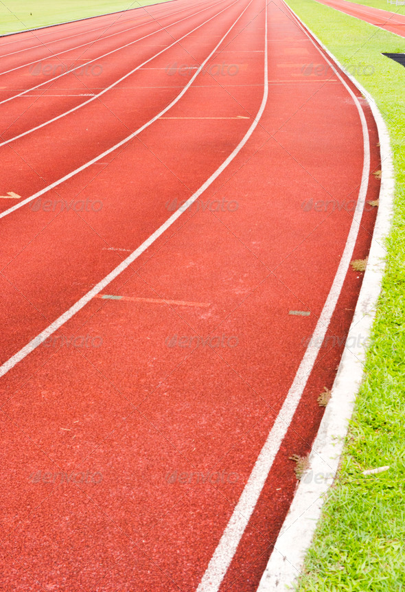 running track background Stock Photo by mtkang | PhotoDune