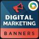Multi Purpose Banner Design-Graphicriver中文最全的素材分享平台