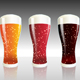 5 Beer Glasses Animation - ActiveDen Item for Sale
