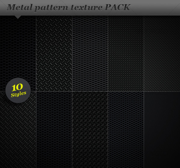 photoshop stainless steel pattern
