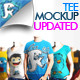 Tee Mockup - Your clothing - GraphicRiver Item for Sale