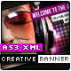 AS3 XML Creative Banner Rotator - ActiveDen Item for Sale